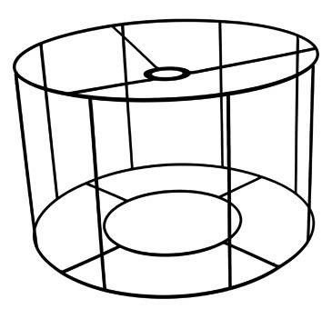 abat jour tambour avec diffuseur les abat jour sur mesure de l 39 atelier du chat qui veille. Black Bedroom Furniture Sets. Home Design Ideas
