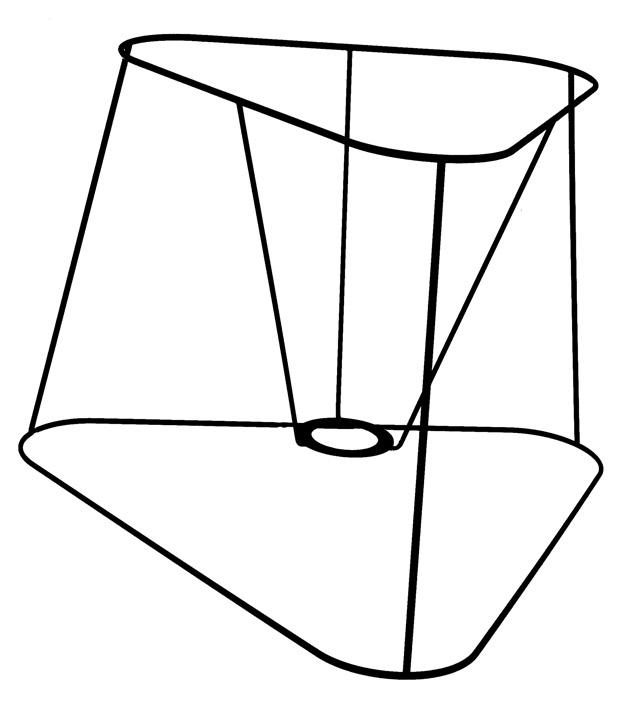 abat jour triangle doux les abat jour sur mesure de l 39 atelier du chat qui veille. Black Bedroom Furniture Sets. Home Design Ideas